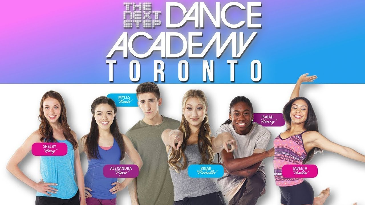 Characters and actors: Dance Academy