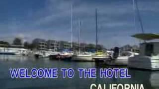 Eagles- Hotel California ''Karaoke''
