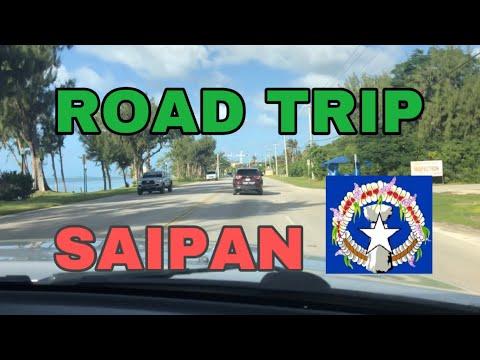 SAIPAN ROAD TRIP AT KUNG PAANO MAKAPUNTA DITO??? | REQUESTED VIDEO