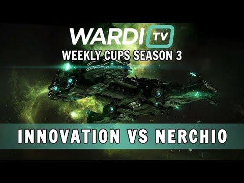 INnoVation vs Nerchio (TvZ) - WardiTV Weekly S3 Finals Playoffs