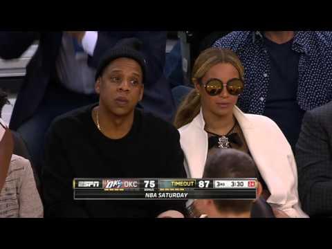Jeff Van Gundy shouldn't call Beyonce 'Bey'