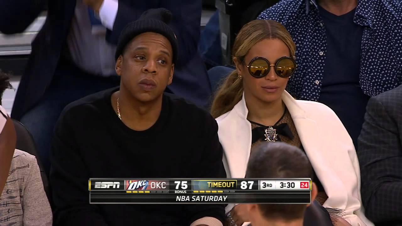 see Rihanna than LeBron dunk