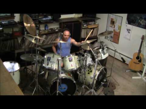 Grass Roots - Wrecking Crew - MIDNIGHT CONFESSIONS drum cover tribute to Hal Blaine