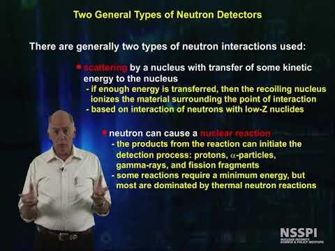 16-Basic Radiation Detection: Neutron Detection Intro