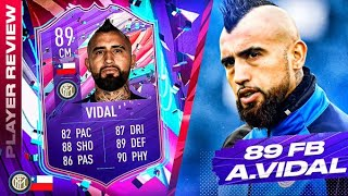 HIDDEN VOLLEY TRAIT?! 🤩 SHOULD YOU DO THE SBC?! 89 FUT BIRTHDAYe VIDAL REVIEW! FIFA 21 Ultimate Team