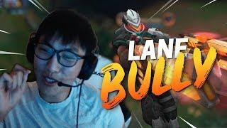 Doublelift - LANE BULLY