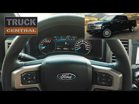 Test Drive Tuesday! 2018 Ford F150 Limited EcoBoost Review