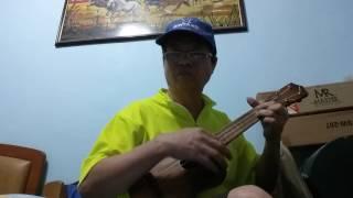 Di Tanjong Katong (short version) ukulele cover in G Major