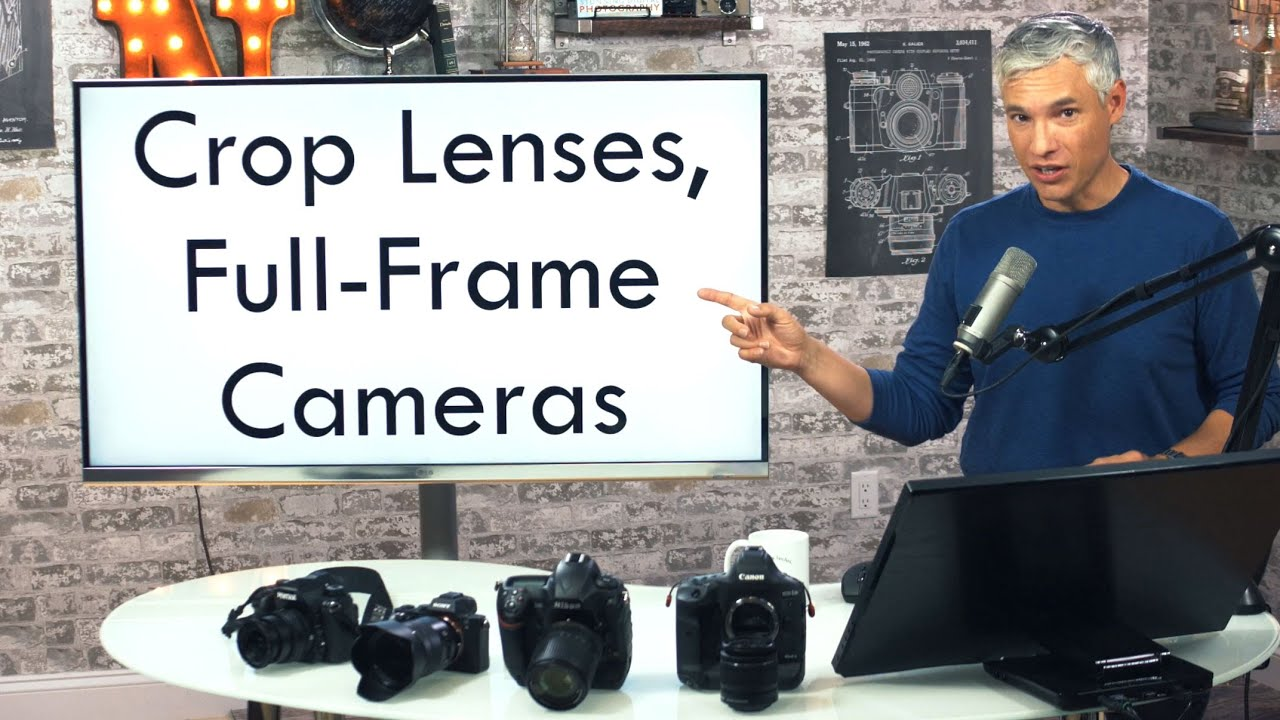 Crop Lenses on Full-Frame Cameras (Canon, Nikon, Sony & Pentax ...