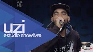 """Uzi a balaclava"" - Uzi no Estúdio Showlivre 2015"