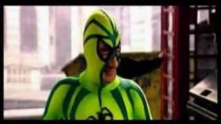 Spider-Plant-Man
