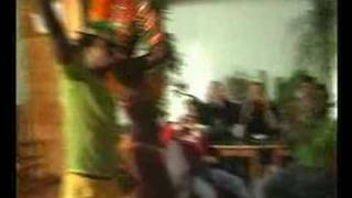 Samba al locale Berimbau di Foggia