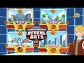 transformers rescue bots disaster dash hero run the end   the world is save by budge