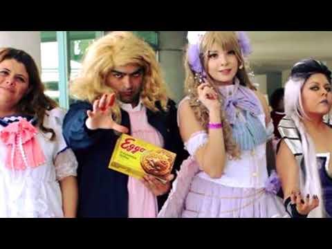 Video de presentacion del Tio Waka concurso cosplay Ultimein.
