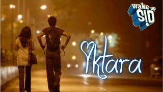 Iktara wake up sid male version full song with movie photographs