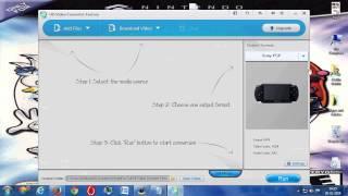 Free PSP video converter! 100% no watermarks