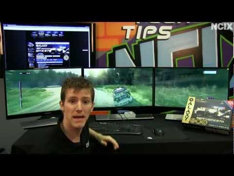 Hook up 3 monitors windows 7