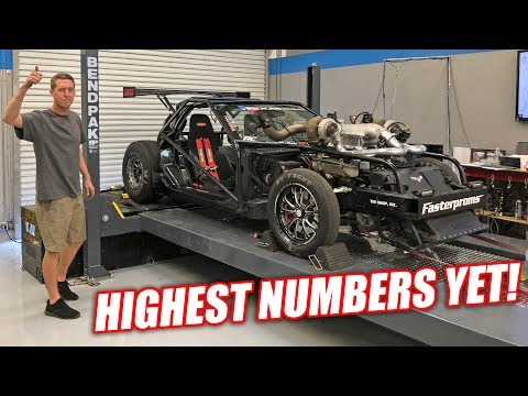 NEW Leroy Dyno Record... BOOST For Days! *FREEDOM ALERT*