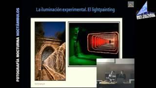Curso de fotografia nocturna - Noctambulos