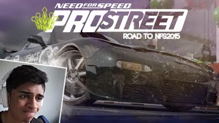 Need for Speed Prostreet - a Very Underrated Game! (Road to NFS2015)