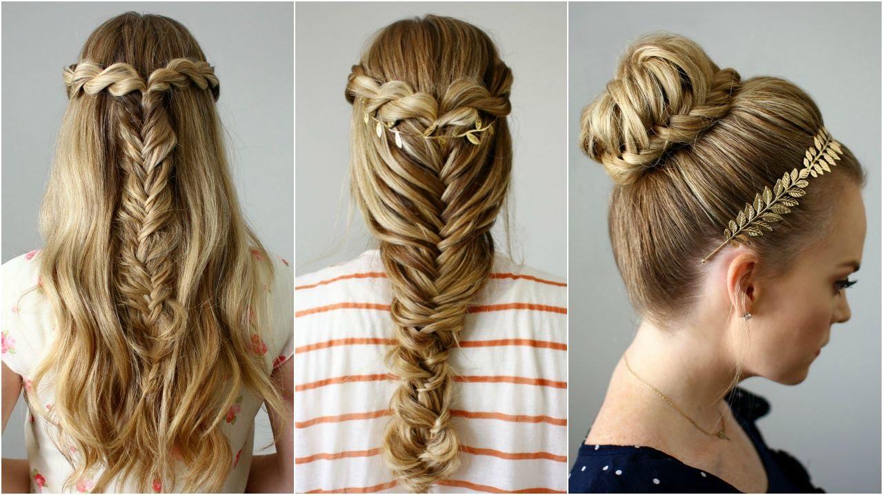3 school hairstyles missy
