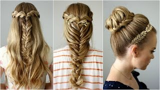 3 Back to School Hairstyles | Missy Sue