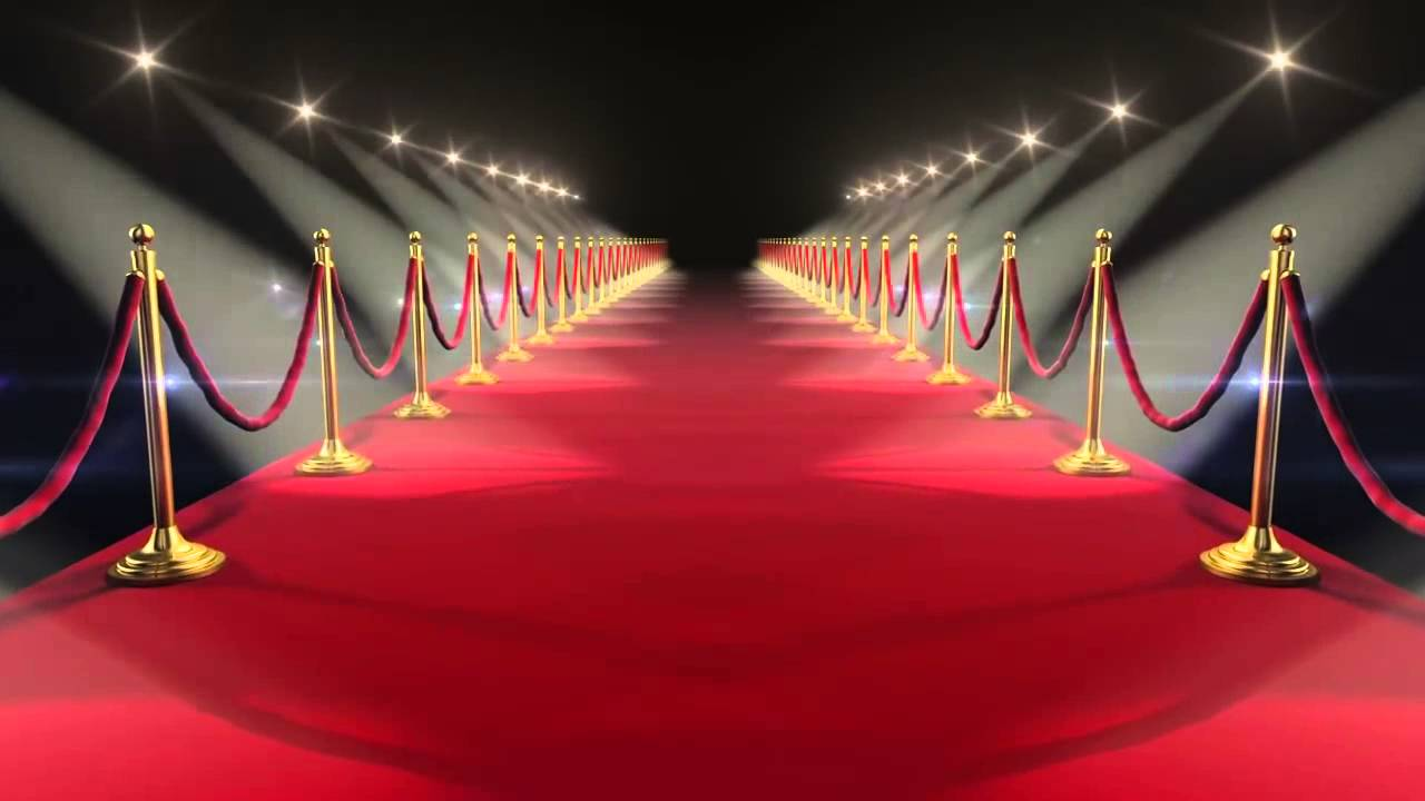 Red Carpet Background Youtube