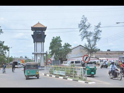 How Look Vavuniya Town Sri Lanka 2015