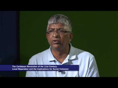 The Caribbean Revolution of the 21st Century: Professor Wazir Mohamed
