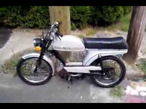 1978 Batavus moped starflite - YouTube  Batavus