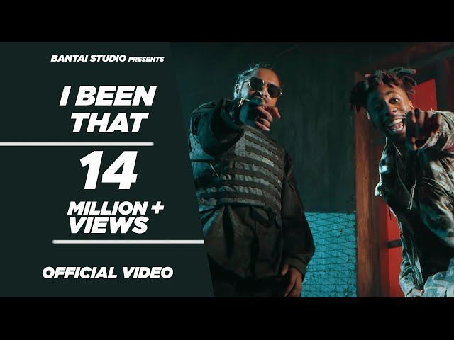 EMIWAY X DAX - I BEEN THAT (OFFICIAL MUSIC VIDEO)