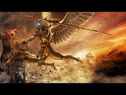 Gods Of Egypt Game - БОГИ ЕГИПТА! ANDROID GAME