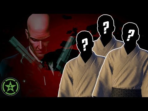 Let's Watch - Hitman Elusive Target: The Fugutive