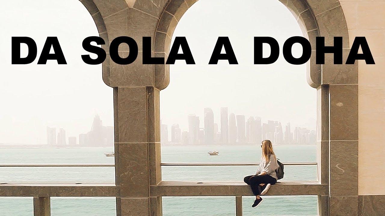 Doha, Qatar da sola. Cosa vedere e fare con QATAR AIRWAYS tour