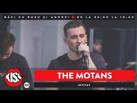 The Motans - Invitat (LIVE @ KISS FM)