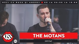 The Motans - Invitat (LIVE @ KISS FM)