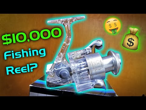 MOST Expensive Fishing Reel EVER?? - TOUR Of Shimano Fishing