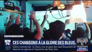 Pavard, Kanté… ces hymnes à la gloire des Bleus nés durant le Mondial 📣🇫🇷