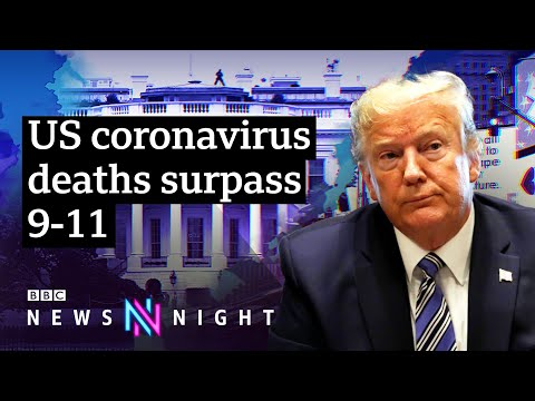 How President Trump is handling the coronavirus crisis
