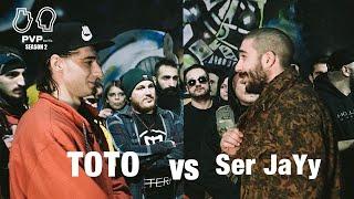 PVPBattle Season2 : Toto vs Ser JaYy 1/4