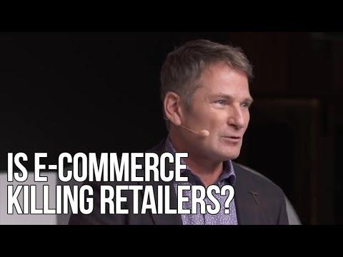 Is E-commerce Killing Retailers? | Doug Stephens