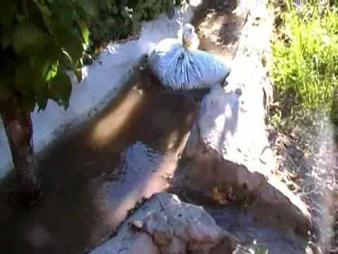Costruzione canale per irrigazione fai da te da for Rastrelliera per fucili fai da te