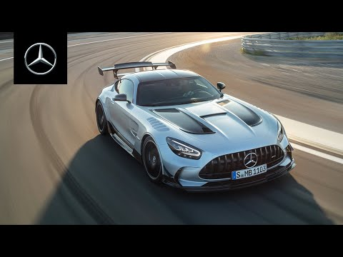 The New Mercedes-AMG GT Black Series: World Premiere | Trailer