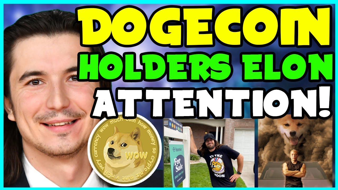 *CRUCIAL* ALL DOGECOIN HOLDERS DO THIS NOW! (AVOID OR BUY? MUST WATCH!) ELON MUSK, ROBINHOOD & MORE!
