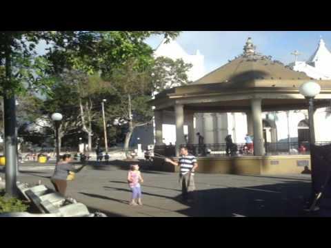 Centro Histórico de Heredia, Costa Rica