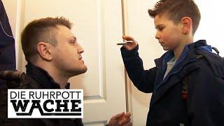 Überfall mit Fakeblut? Michael Smolik kann man nicht täuschen! | Die Ruhrpottwache | SAT.1 TV
