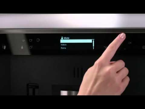 Miele Einbau Kaffeevollautomaten mit Nespresso System - YouTube | {Einbaukaffeevollautomaten 26}