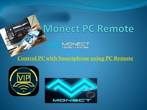 monect pc remote apk for windows 10