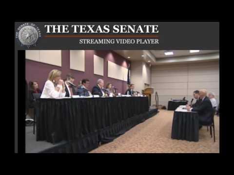 Senate Select Committee on Property Tax Reform, Yoram Solomon