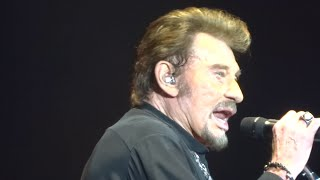 Johnny HALLYDAY BEST OF LIVE 2015 (LYON) HD